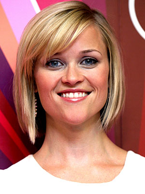 "2,"" Reese Witherspoon's hair brought the full impact of this hair color"