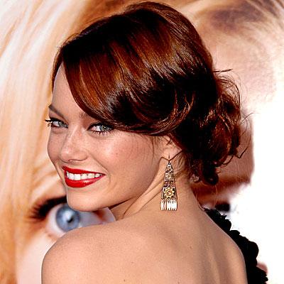 emma stone zombieland hairstyle. Emma Stone. Emma Stone.