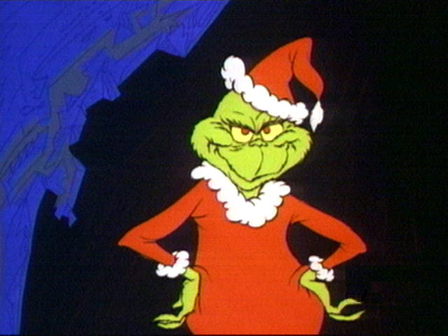 Christmas that is Finals Grinch Evil Grin Gif