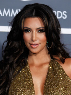 hairstyle oval face_21. kim kardashian new hair color