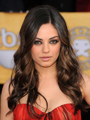 Mila+kunis+hair+color