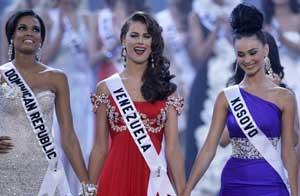 Miss Universo 2009 / AP