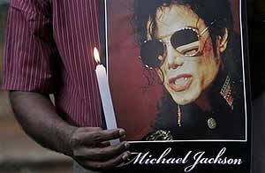 La muerte del Rey del Pop/ AFP