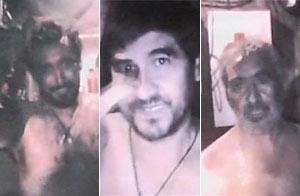 Se conocieron fotos de los mineros atrapados en Copiapó, Chile/ AP