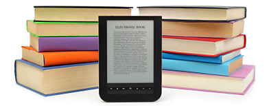 La digitalización de los libros, leídos mediante dispositivos como el Kindle de Amazon, parece llamar la atención de los chicos/ iStockphoto