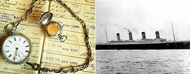 Rematan manuscrito de un sobreviviente del Titanic/ AP