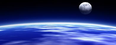 Descubren oro y plata en la Luna / Foto: iStockphoto