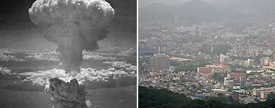 A 40 años de la explosión, siguen habiendo enfermedades por radiación en Nagasaki / Fotos: AP