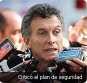 Mauricio Macri/ Foto: Infobae