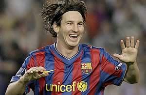Messi, el mejor de todos / AFP - Getty Images