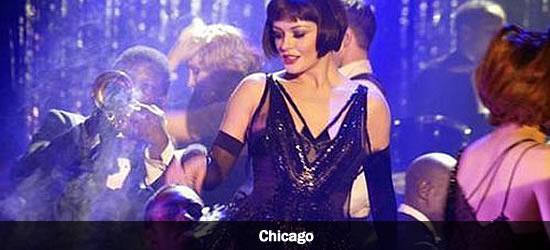 Vencedores dos anos 2000 Chicago