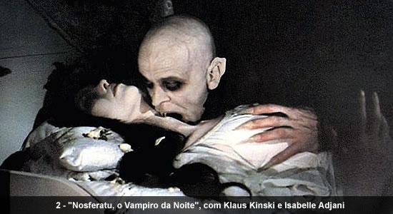 Os 10 melhores filmes de vampiros... 2nosferatu