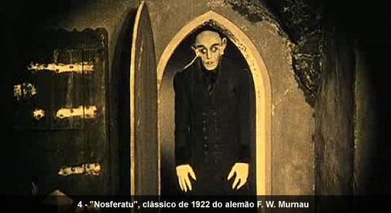 Os 10 melhores filmes de vampiros... 4nosferatu