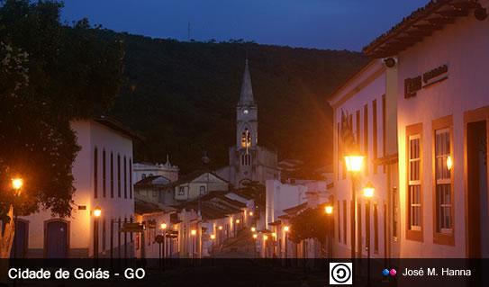 Cidade de Goiás-GO
