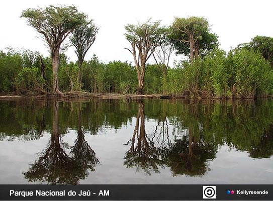 Parque Nacional do Jaú-AM