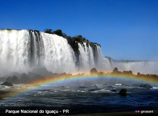 Parque Nacional do Iguaçu-PR