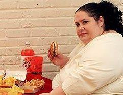 1000 Pound Woman