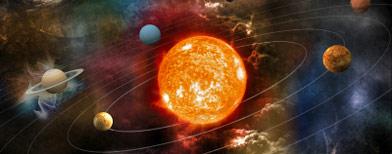 Sistema Solar / Istockphoto
