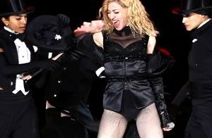 Madonna en concierto / Wireimage