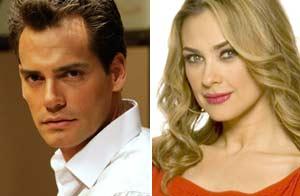 Cristian de la Fuente y Aracely Arámbula actuarán en la novela