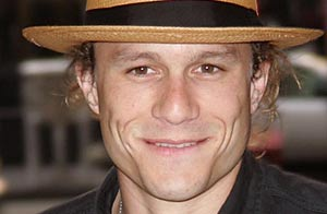 Heath Ledger en su última película The Imaginarium of Doctor Parnassus