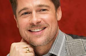 Brad Pitt/WireImage