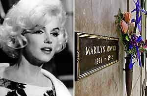 Marilyn Monroe/AP