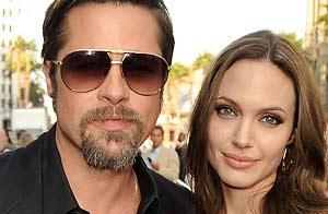 Angelina Jolie y Brad Pitt/GettyImage