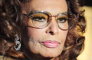 Sophia Loren/WireImage