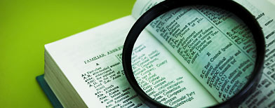 Un diccionario / Foto: iStockphoto