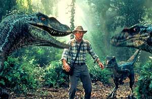 Escena de la película Jurassic Park III / Yahoo! Movies