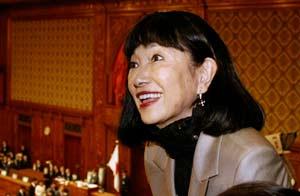 Miyuki Hatoyama, esposa del nuevo primer ministro de Japón/Reuters