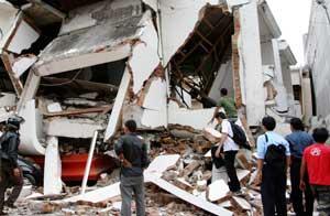 Terremoto en Indonesia /AP