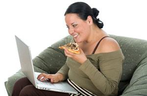 A los gorditos no les es fácil arreglar citas románticas online