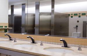 Los baños públicos de los cruceros no están bien desinfectados