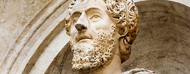 Estatua de Platón / Foto: iStockphoto