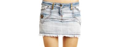 Minifalda.