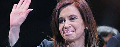 Cristina Fernández de Kirchner / Foto: Télam