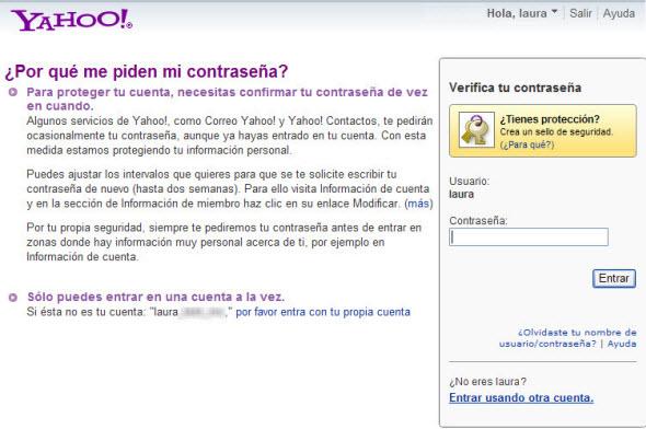 yahoo correo argentina: