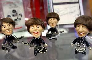 Los Beatles, archivo EFE 2009