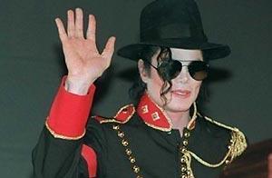 Michael Jackson en Sudáfrica 1984, AFP