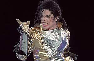 Michael Jackson, foto archivo EFE 2009