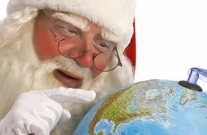 Navidad en el mundo / Istockphoto