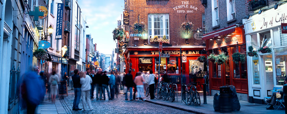 Dublin, Irlande