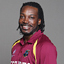 Player photo Chris Gayle