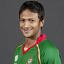 Player photo Shakib Al Hasan