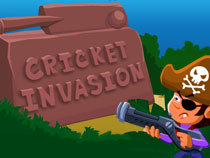 You only have limited cricket balls to achieve your target. Aim right to hit the tribals with the cricket balls. Win all levels and capture the Golden Bat from the King of the Tribals!