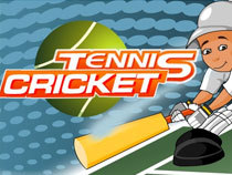 Watch as Roger becomes Ricky and Rafael becomes Rahul playing cricket on a tennis court.