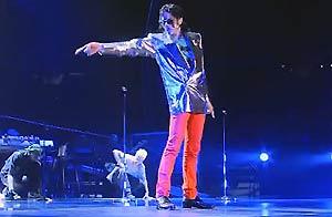 Michael Jackson/Sony