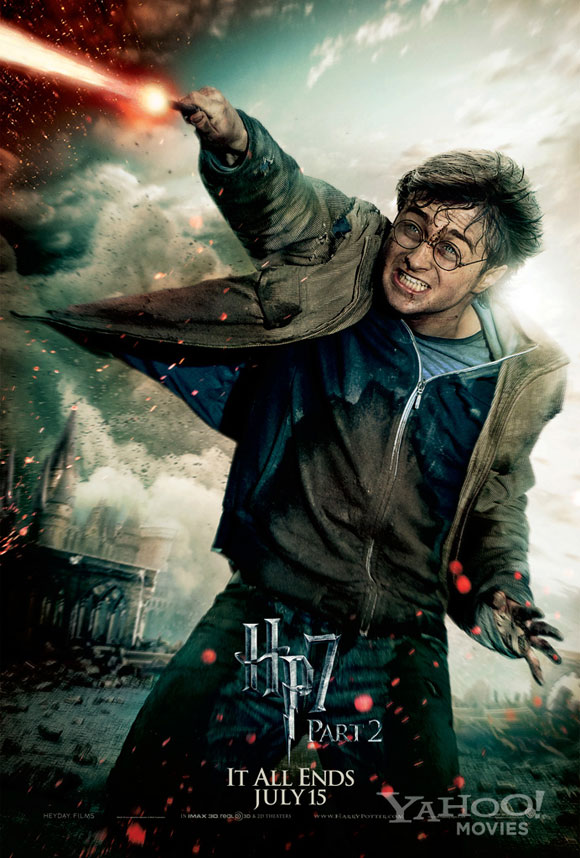 'Harry Potter' Lord Voldemort Banner